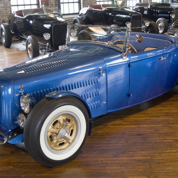 1932 Ford Roadster - Fitzgerald