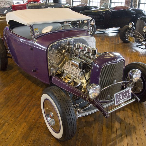 1932 Ford Roadster - Fred Steele