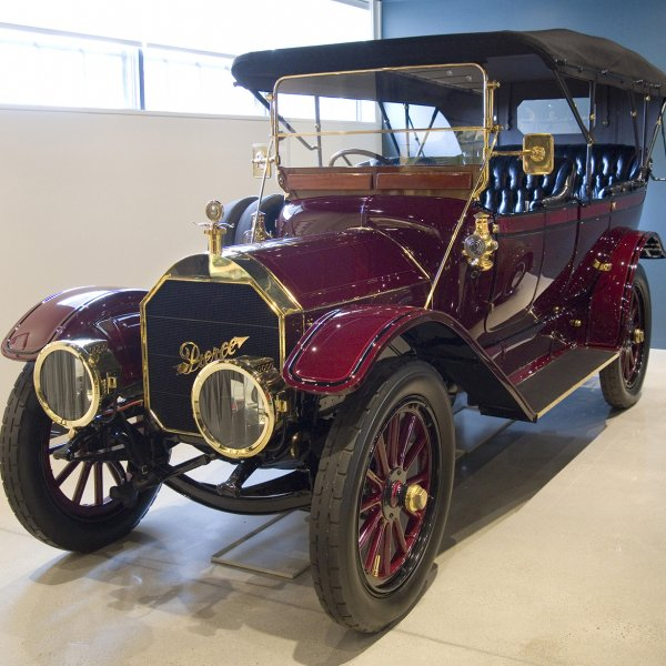 1909 Pierce Arrow Model 48-SS