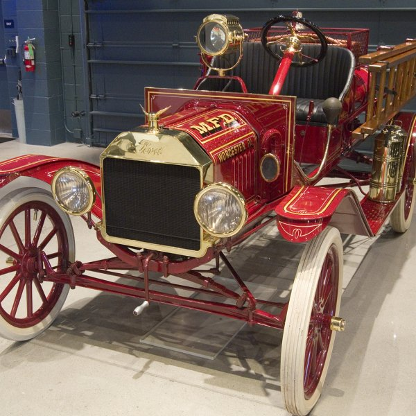 1916 Ford Model T Fire Engine