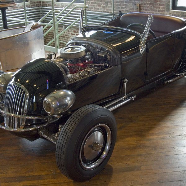 "1927 Ford Model T Roadster - ""Frank Mack"""