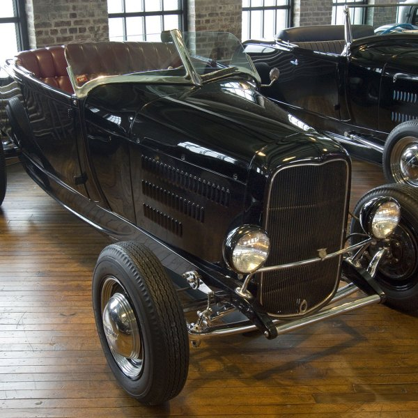 "1929 Ford - ""Courtney Roadster No. 02"""
