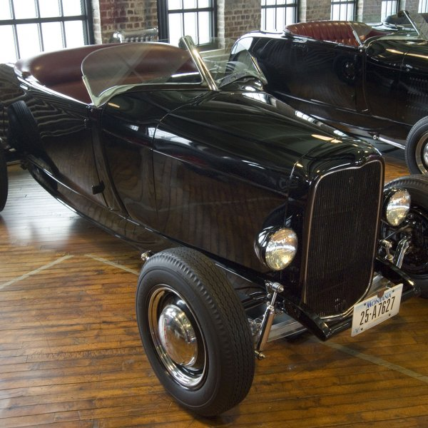 "1929 Ford - ""Courtney Roadster No. 03"""