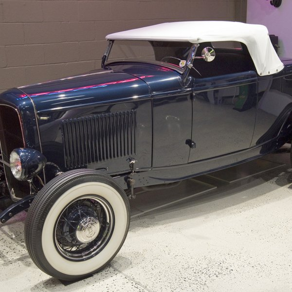 1932 Ford Henderson Roadster