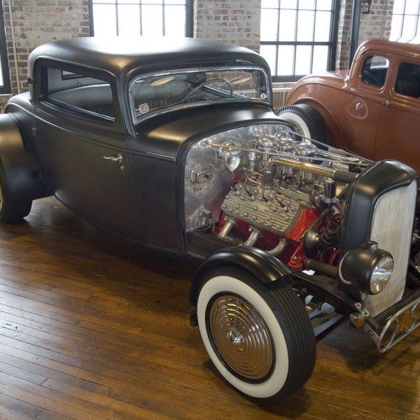 "1932 Ford Three-Window Coupe - ""Ron Stetter"""