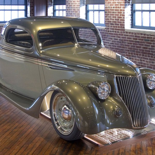 "1936 Ford 3-Window Coupe - ""First Love"""