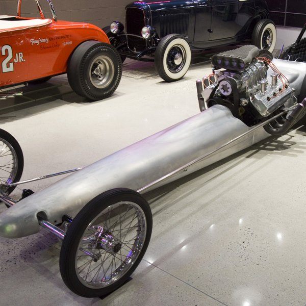 "1963 AA/Fuel Dragster - ""Dead End Kids"""