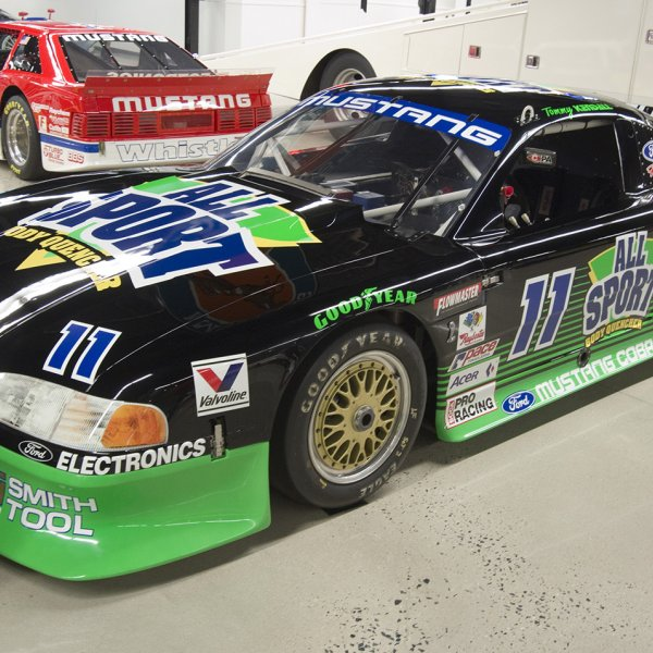 1996 Mustang Roush Cobra Trans-Am