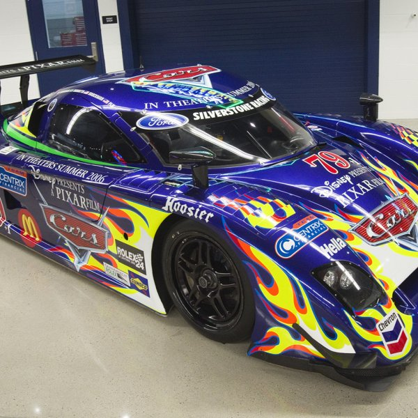 2005 Crawford/Ford DP03 - Daytona Prototype