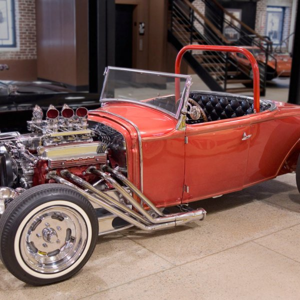"1931 Ford Roadster ""Cockroach"""